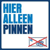 HieralleenPinnen_Sticker_vierkant_60x60