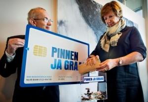 Start campagne pinnen ja graag met Annemarie Jorritsma
