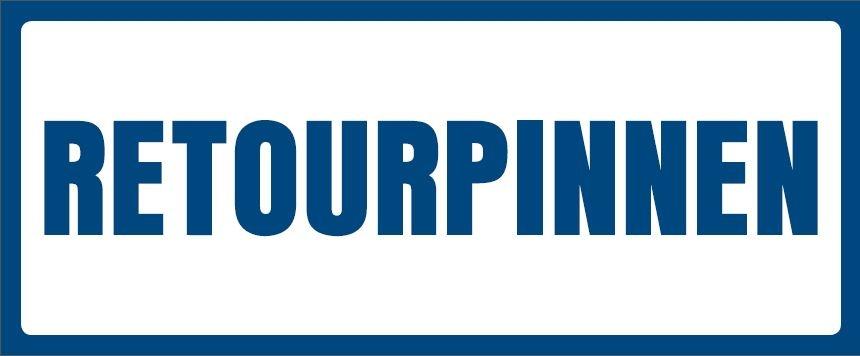 Logo Retourpinnen