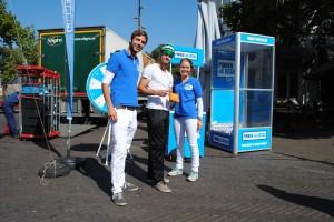 Pinnen ja graag in Breda - winnaar windmachine