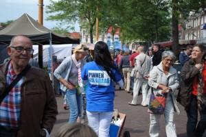 Pinnen ja graag in Middelburg gezellig druk